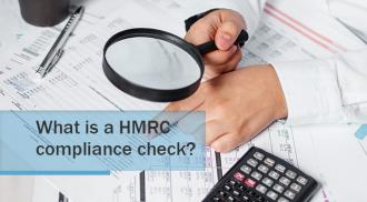What is a HMRC compliance check?