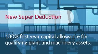 The New Super Deduction Explained