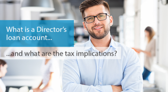 What is a Director's loan account and what are the tax implications?