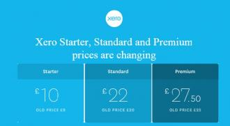 Xero to Raise Prices