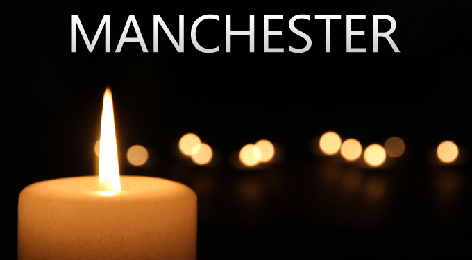 Our staff will be observing a minute's silence today