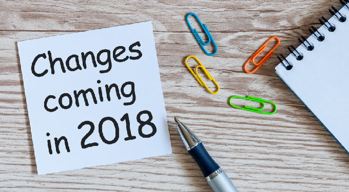 Five personal tax changes for the new tax year